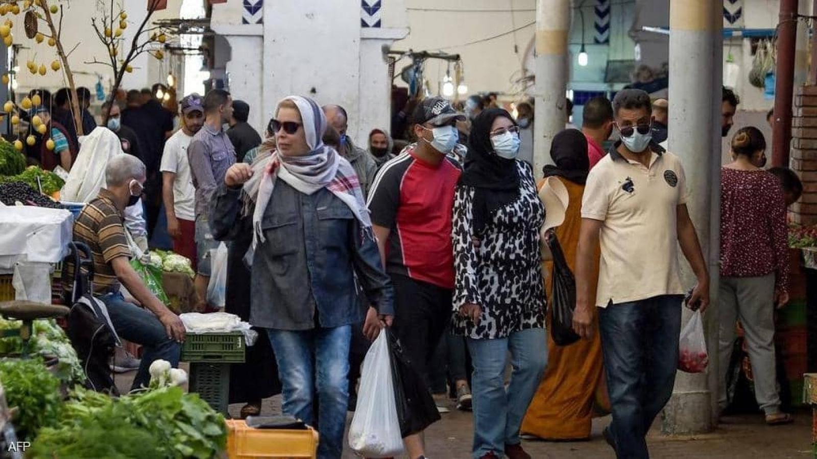 Tunisia: Bùng phát làn sóng Covid-19 thứ 3