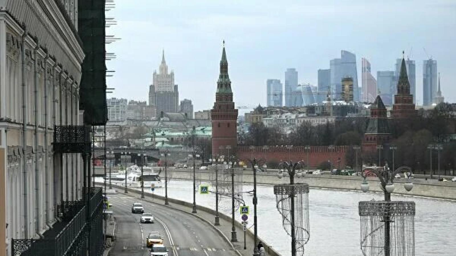 Nga sẵn sàng cho các tình huống xấu nhất trong quan hệ với Mỹ