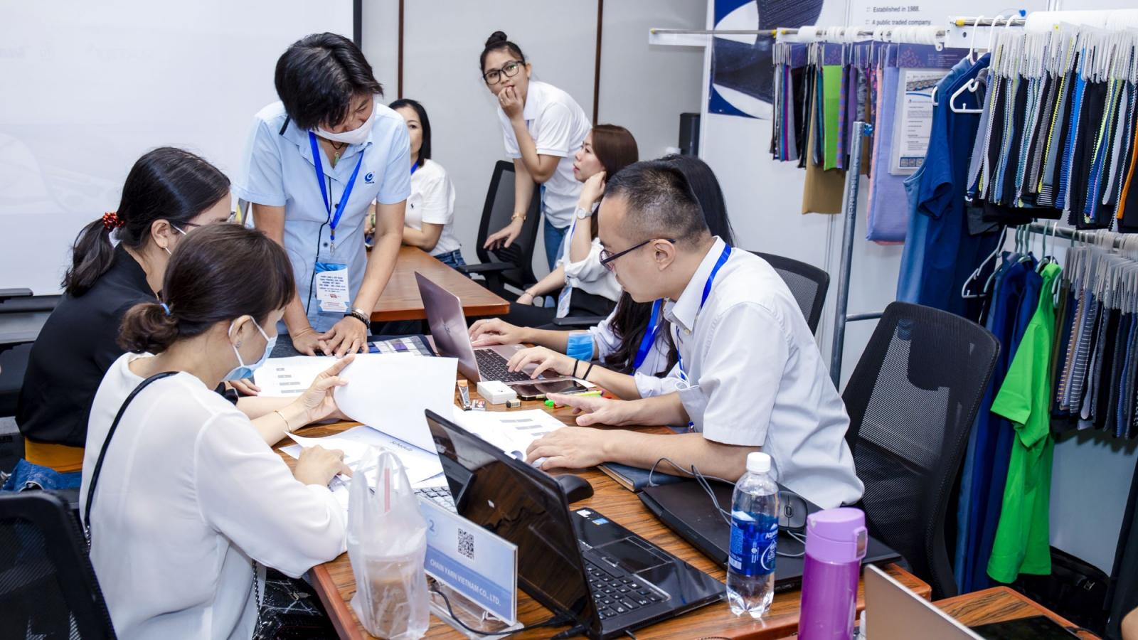 Doanh nghiệp dệt may Đài Loan tìm cơ hội hợp tác tại Việt Nam
