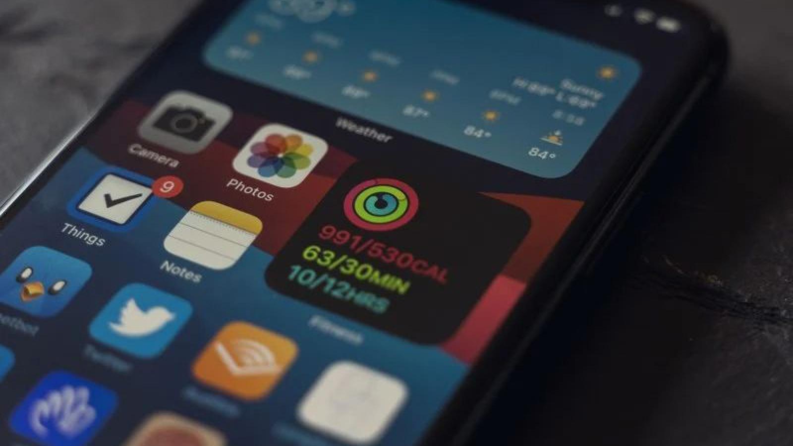 iOS 14 hiện có mặt trên hơn 90% số lượng iPhone