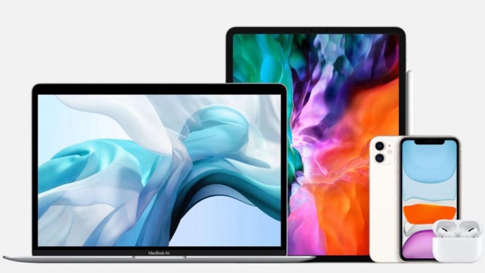 Tình trạng thiếu chip toàn cầu ảnh hưởng đến sản xuất iPad và MacBook