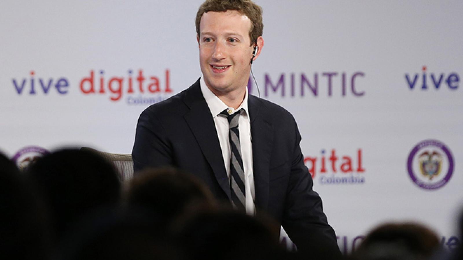 Facebook chi hơn 23 triệu USD để bảo vệ nhân vật nhận lương... 1 USD