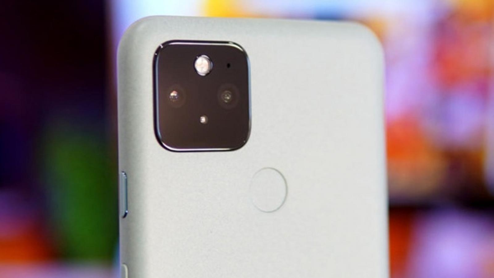 Google Pixel 5a 5G sẽ chỉ ra mắt ở Nhật Bản và Mỹ