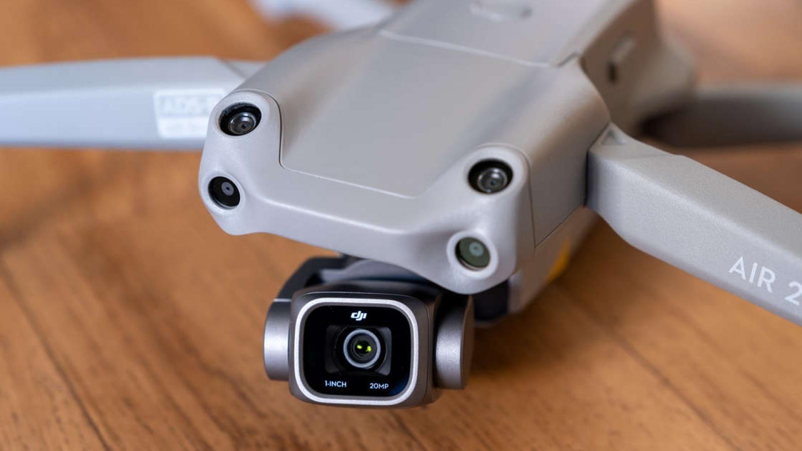 """DJI Air 2S ra mắt với nhiều tính năng hấp dẫn cho """"flycamer"""""""