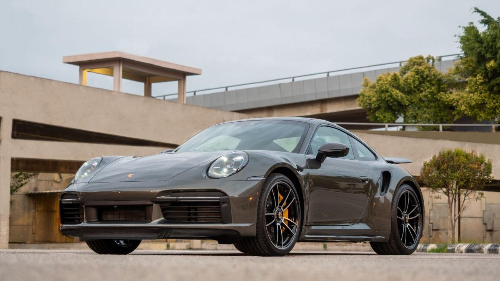 Porsche 911 Turbo S giá từ 12 tỷ đồng tại Malaysia