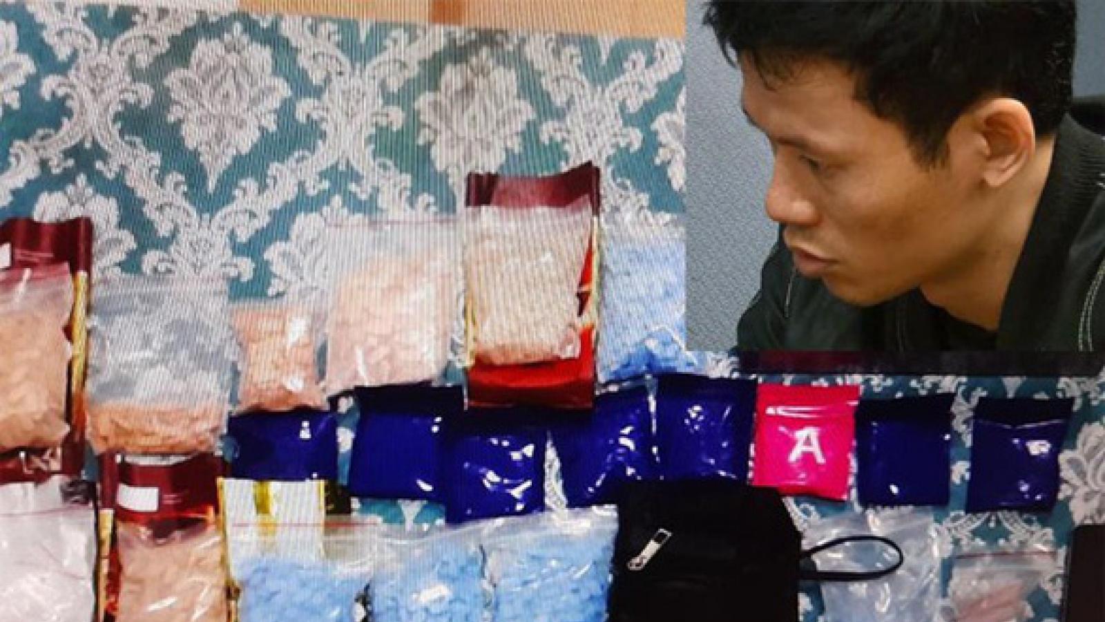 Yêu cầu Bệnh viện Tâm thần TƯ1 báo cáo vụ người bệnh cầm đầu đường dây ma túy