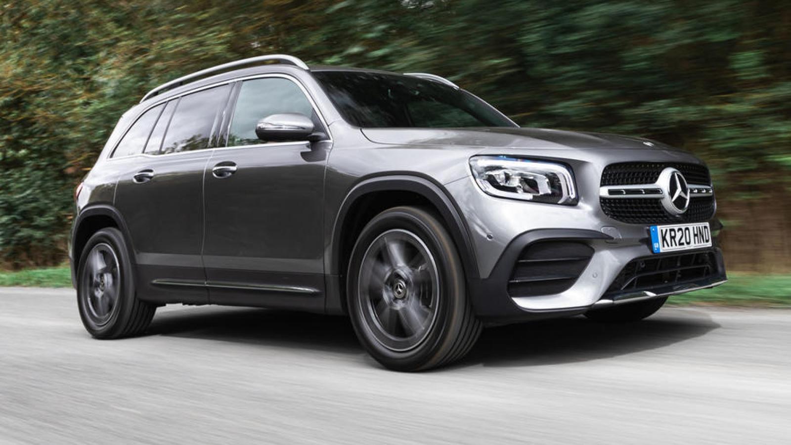 Top 10 mẫu SUV cỡ nhỏ phổ biến nhất 2021