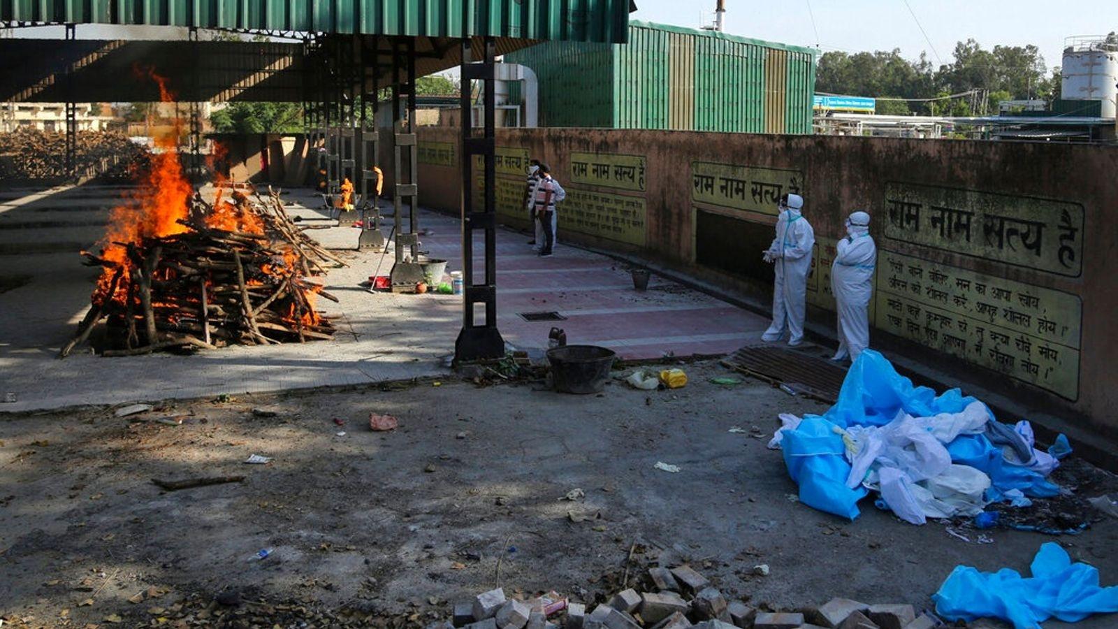 Ấn Độ ghi nhận cột mốc ảm đạm mới: Số người tử vong vì Covid-19 vượt 200.000