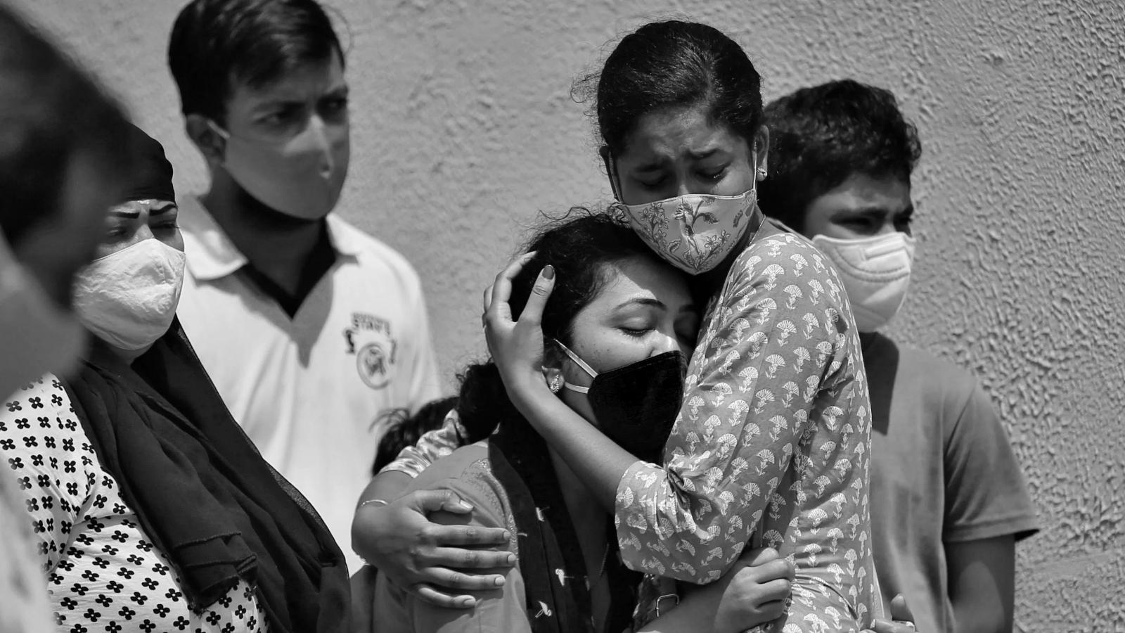 Tình hình đại dịch Covid-19 nguy cấp ở Ấn Độ