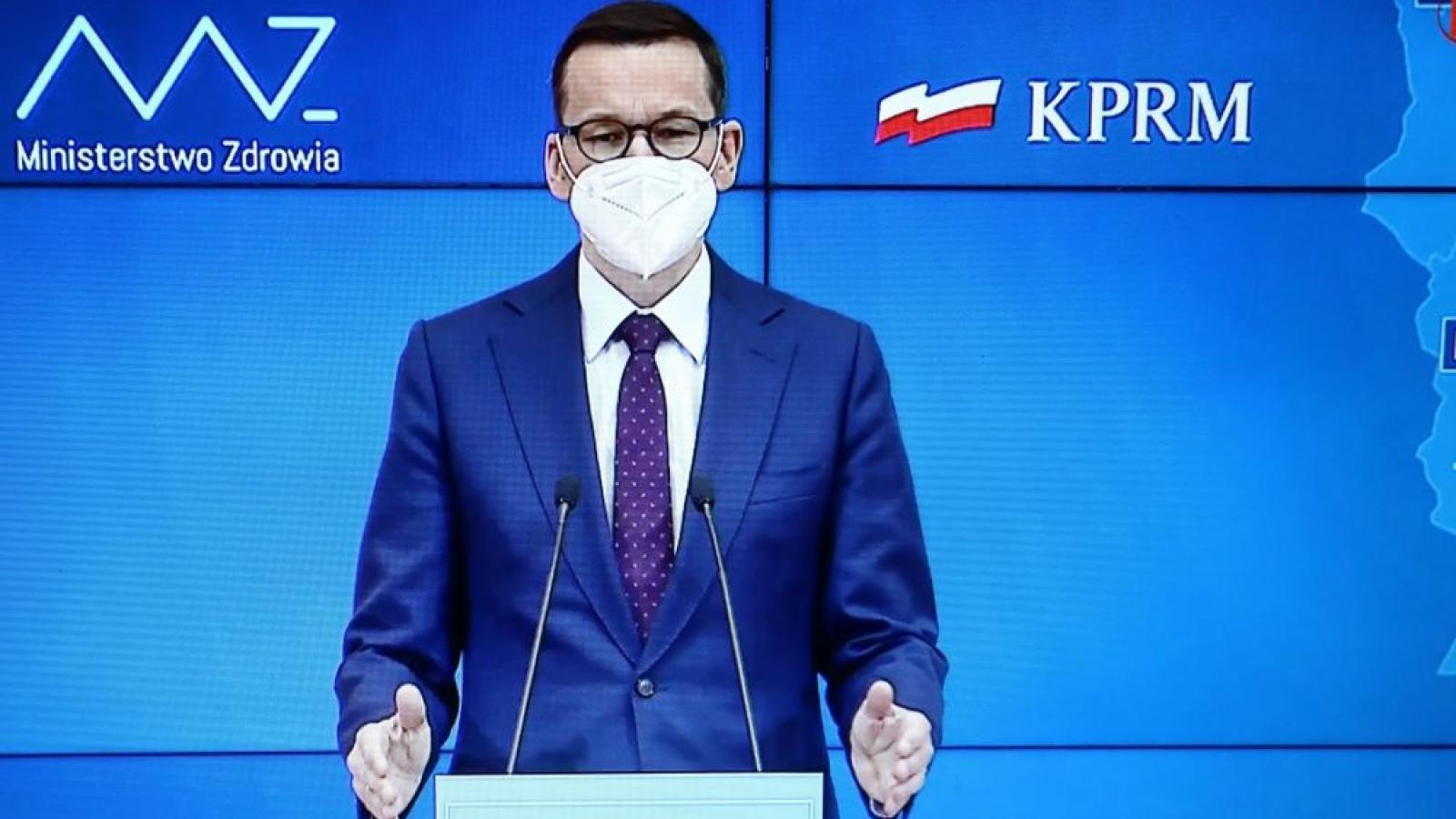 Ba Lan dỡ bỏ các hạn chế Covid-19 từ đầu tháng 5