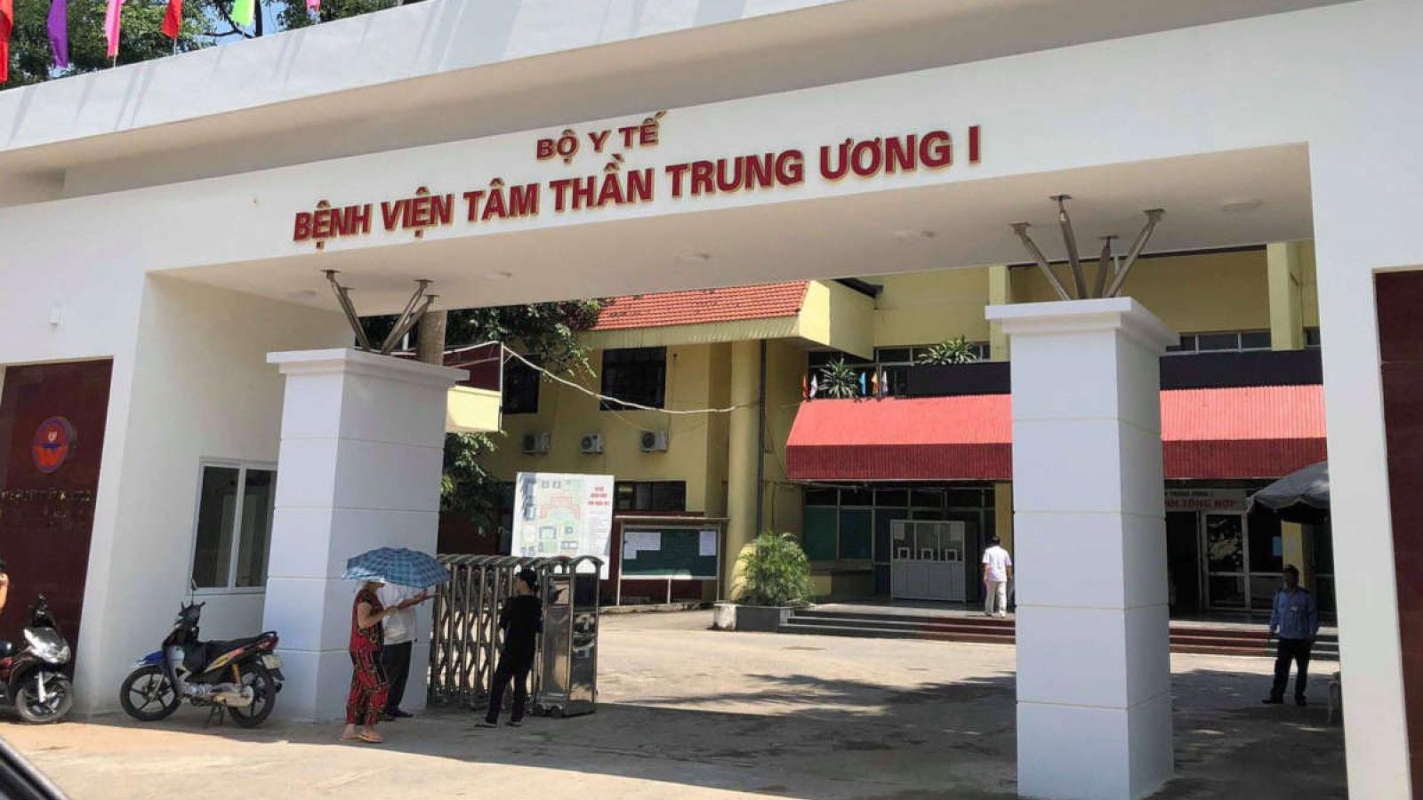 """Bắt Nguyễn Anh Vũ, cán bộ Bệnh viện Tâm thần TƯ I liên quan vụ """"bay, lắc"""""""