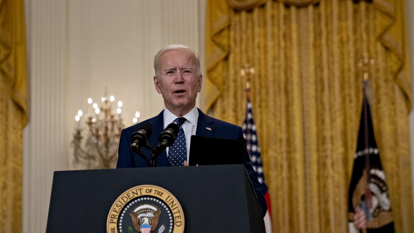 """Đằng sau đòn trừng phạt Nga: Biden không muốn quan hệ 2 nước """"đi vào ngõ cụt"""""""
