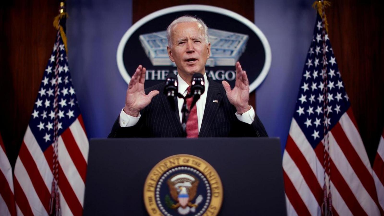 5 thách thức đối ngoại lớn nhất khiến chính quyền Biden không thể làm ngơ