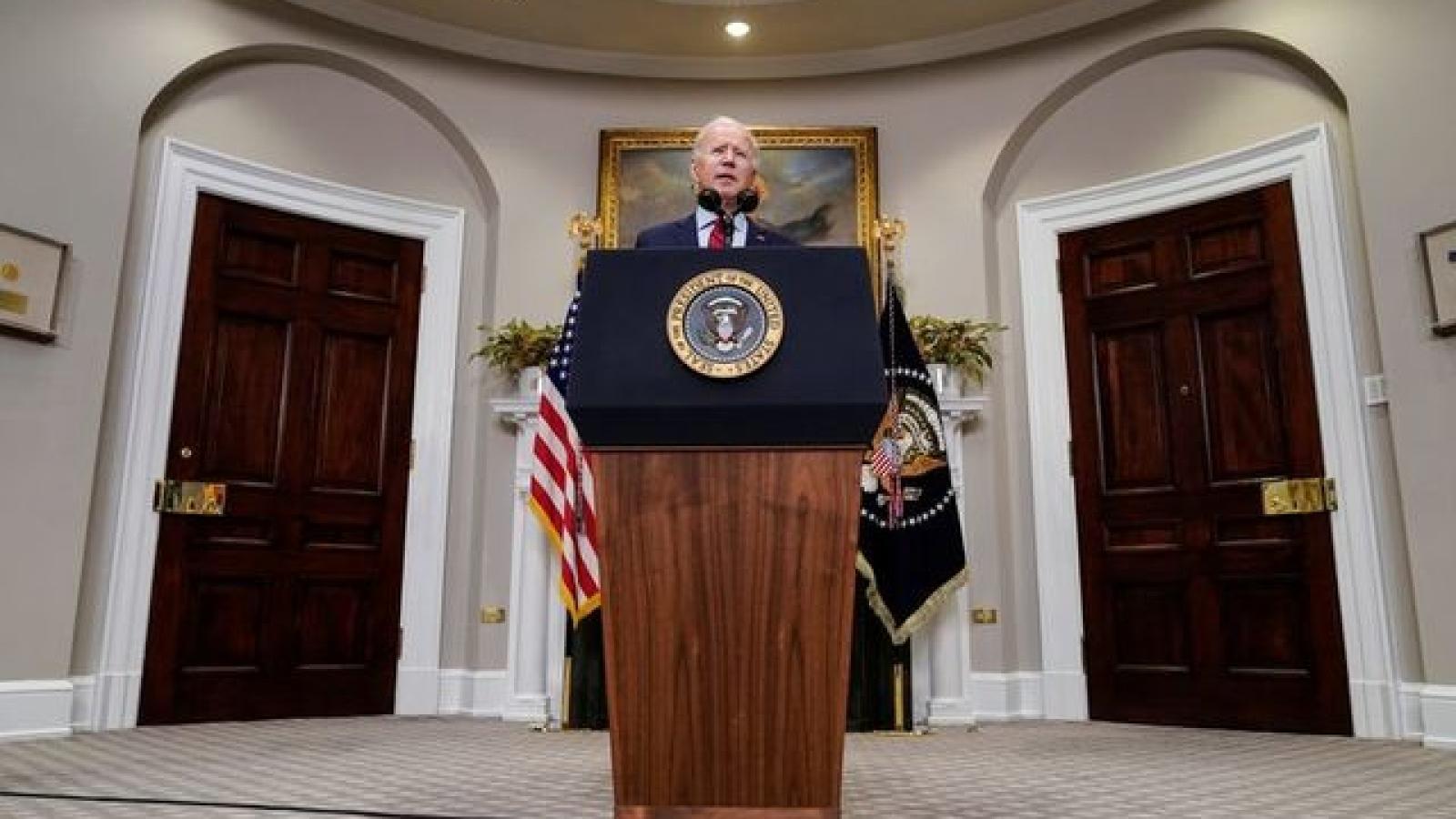 Tổng thống Biden đề xuất gói cơ sở hạ tầng khổng lồ trị giá hơn 2.000 tỷ USD