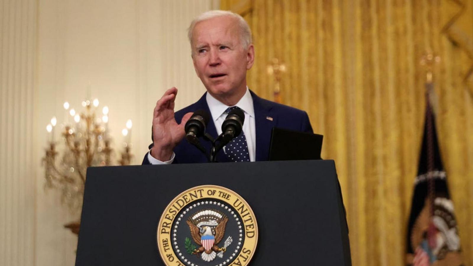 Biden biến Trung Quốc thành quân cờ để hàn gắn nước Mỹ và đoàn kết đồng minh