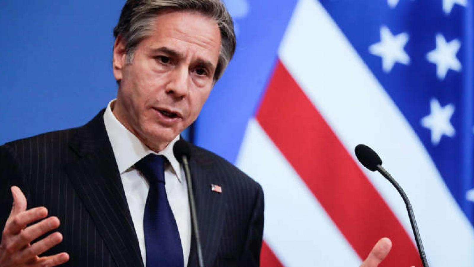 Mỹ cảnh báo hậu quả khi Nga tăng cường lực lượng ở biên giới với Ukraine