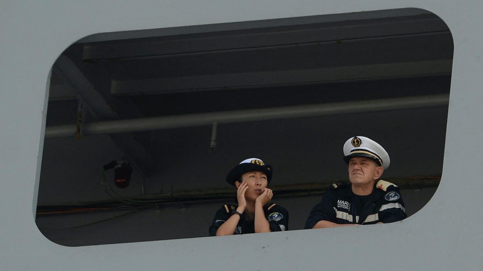 """Vì sao EU muốn """"nhập cuộc sâu"""" trong mặt trận chống Trung Quốc ở Ấn Độ - Thái Bình Dương?"""