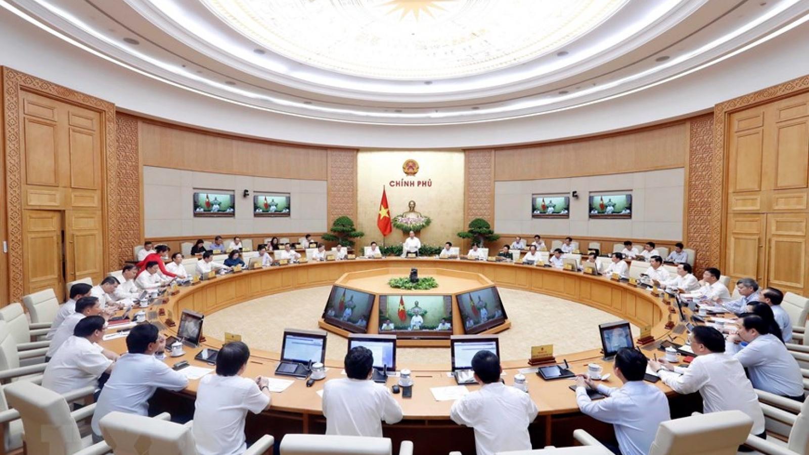 Phê chuẩn miễn nhiệm 1 Phó Thủ tướng và 12 Bộ trưởng, Trưởng ngành