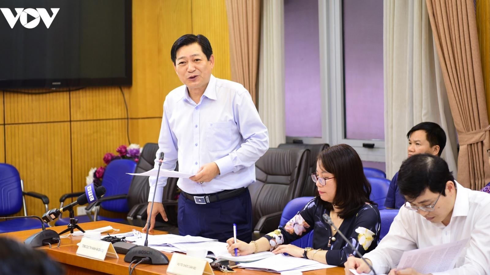 Ông Đinh La Thăng đã bồi thường thiệt hại 4,5 tỷ đồng, còn phải khắc phục gần 600 tỷ