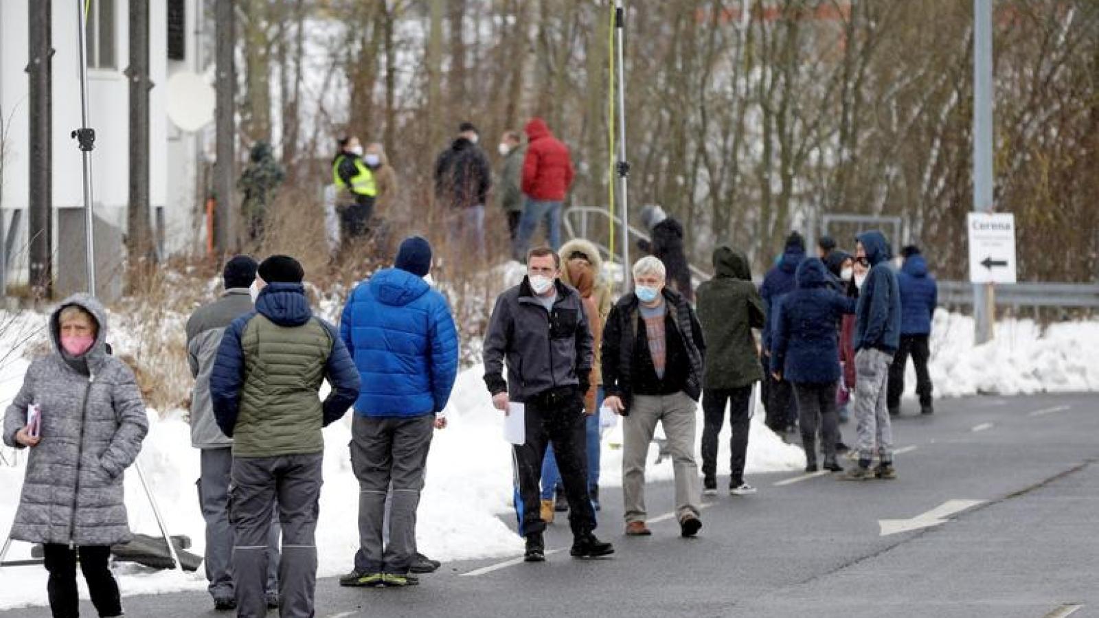 Đức sẽ chấm dứt kiểm soát biên giới với Cộng hòa Séc từ 14/4