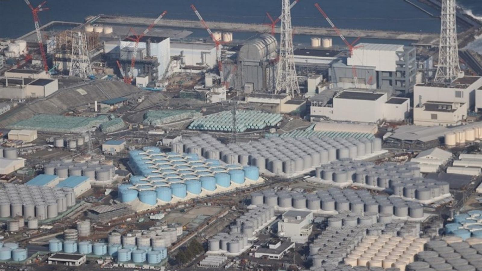 """Hàn Quốc xem xét """"biện pháp tạm thời"""" khi Nhật Bản xả nước thải nhiễm xạ ra biển"""