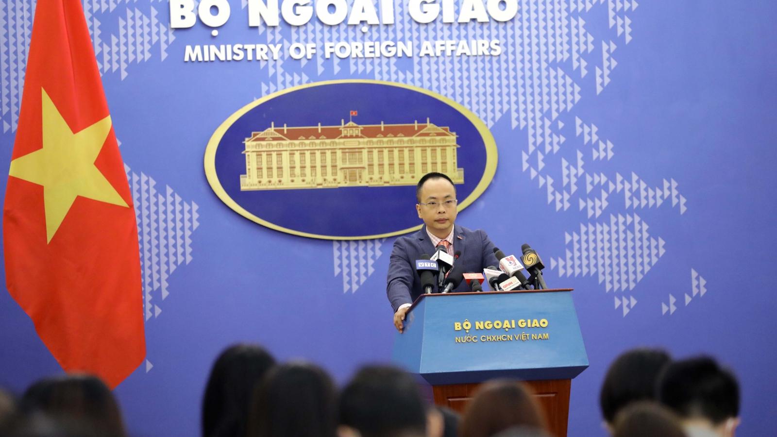 Báo cáo tình hình tự do tôn giáo của Mỹ chưa khách quan về Việt Nam