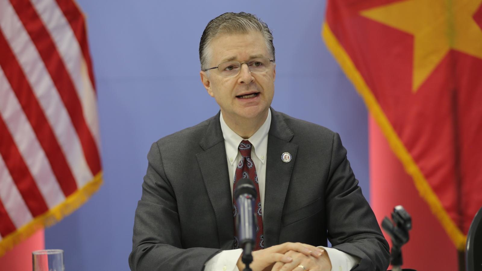 """Đại sứ Mỹ: Các nhà lãnh đạo Việt Nam có """"chiến lược, năng lực và thực tế"""""""