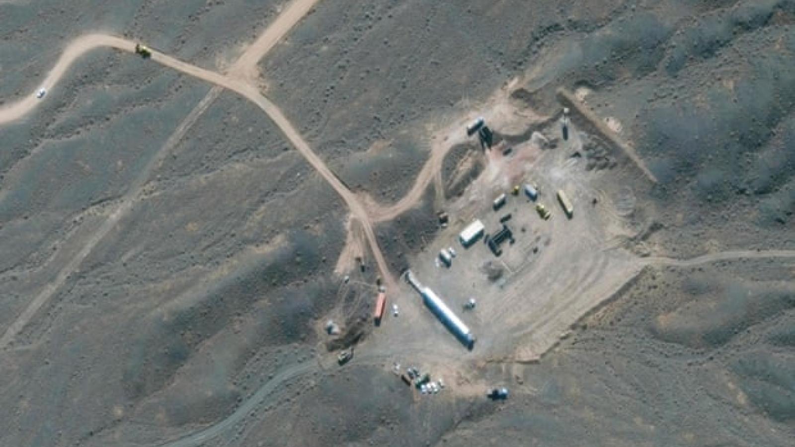 Tình báo Israel đứng sau vụ tấn công cơ sở hạt nhân Natanz của Iran?