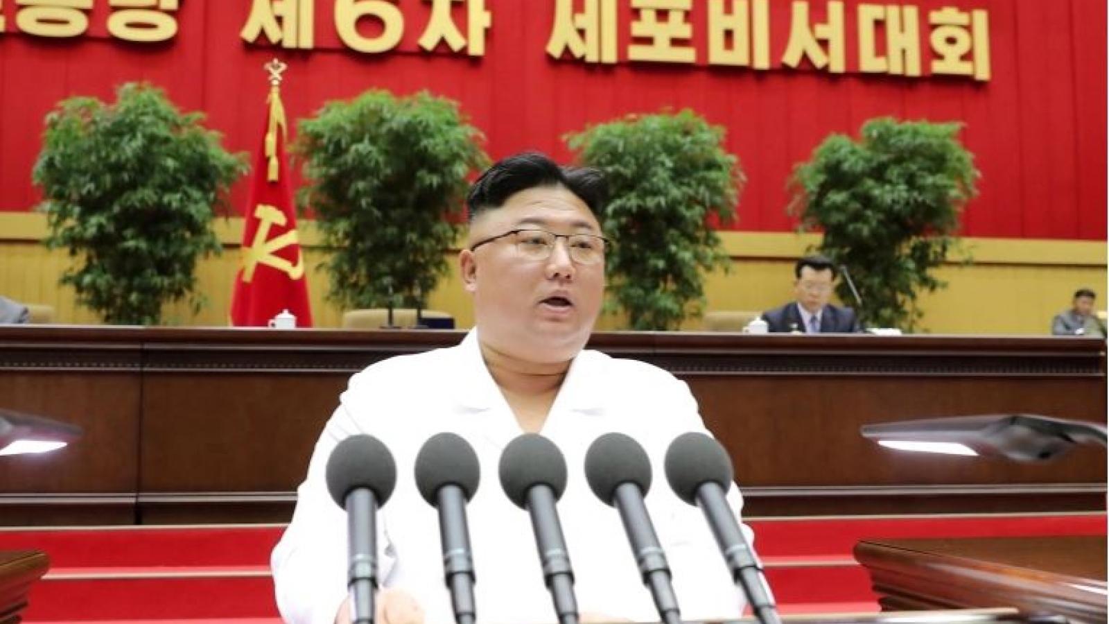 Ông Kim Jong Un: Triều Tiên đang đối mặt với tình hình tồi tệ nhất