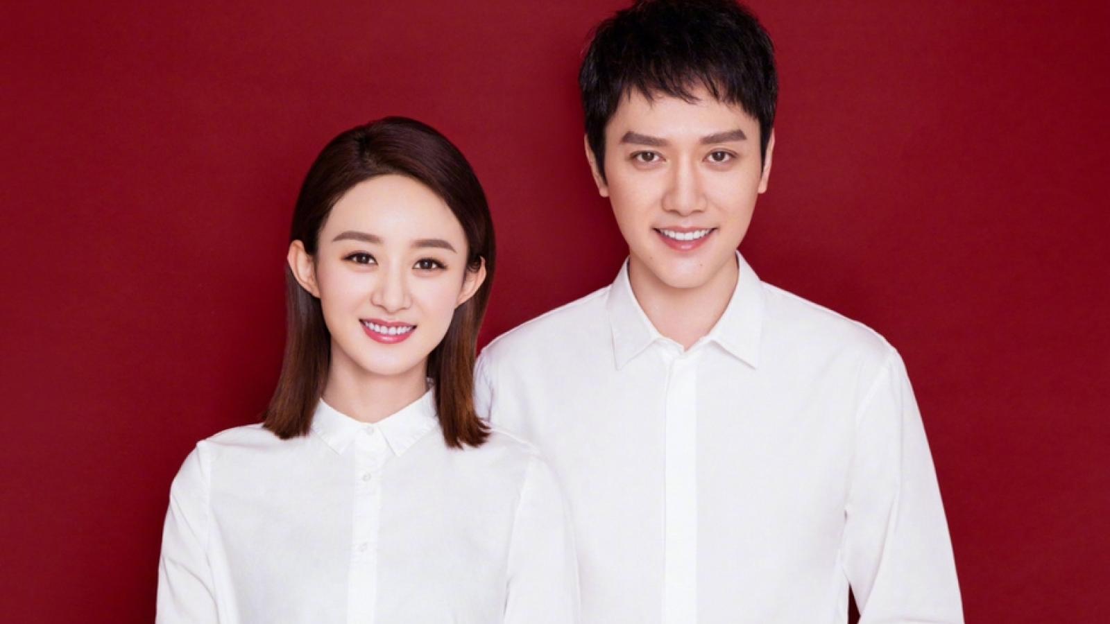 Triệu Lệ Dĩnh - Phùng Thiệu Phong chính thức ly hôn sau 3 năm chung sống