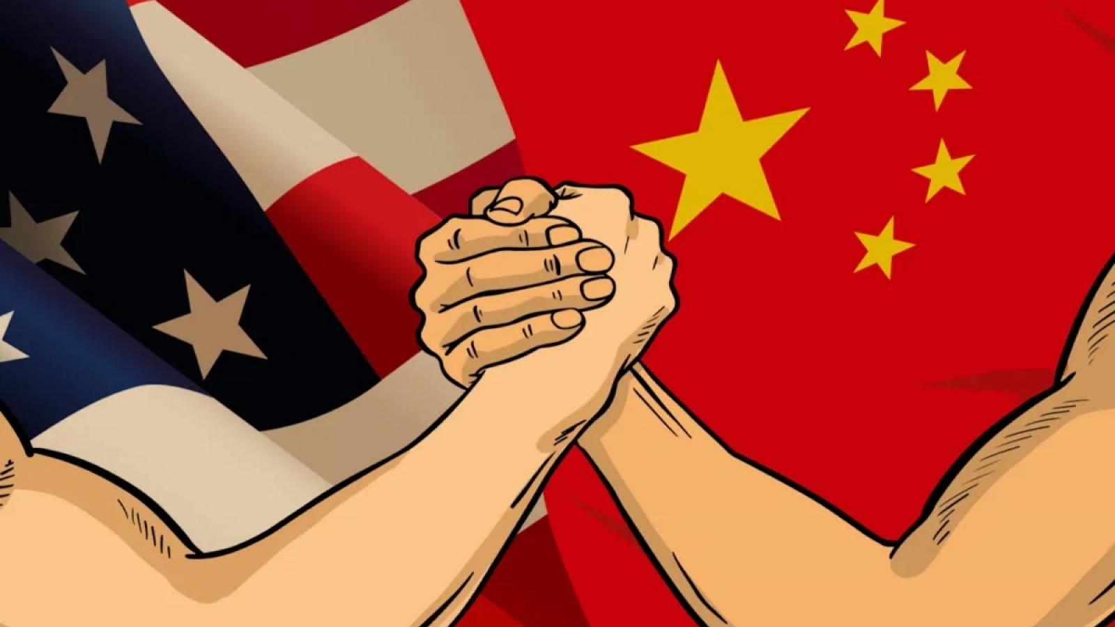 Cạnh tranh Mỹ-Trung Quốc hiện nay không như thời Chiến tranh Lạnh