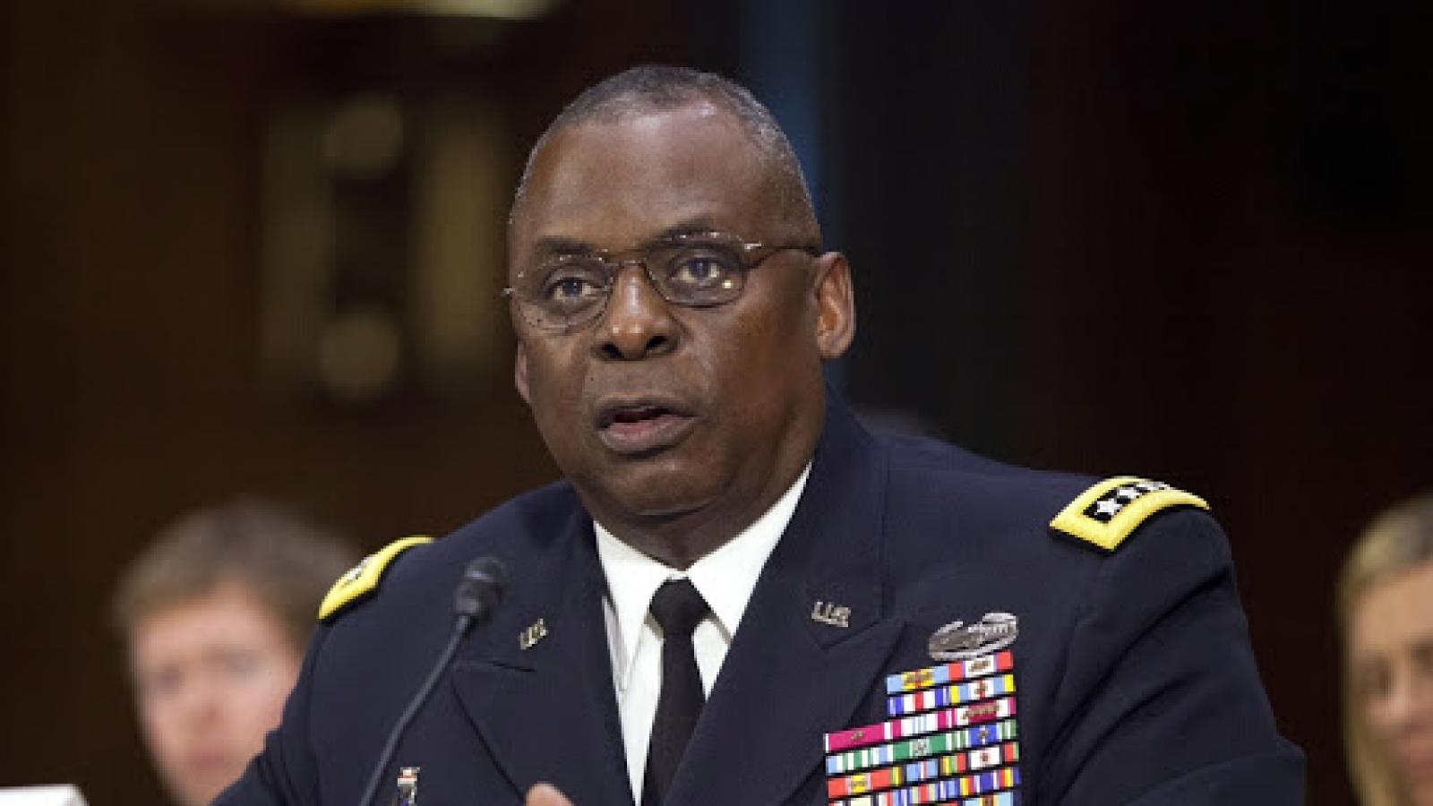 Bộ trưởng Quốc phòng Mỹ thông báo sẽ triển khai thêm 500 binh sĩ tới Đức
