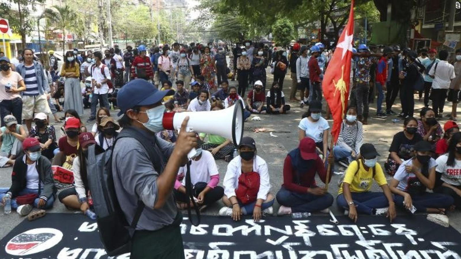 Trung Quốc: Trừng phạt Myanmar chỉ làm mâu thuẫn thêm nghiêm trọng
