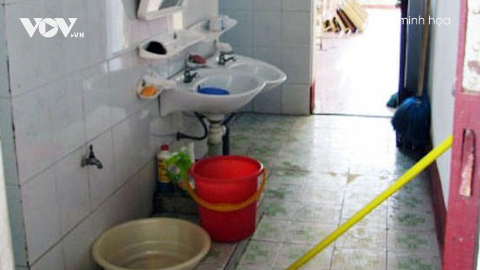Nóng 24h: Tạm giữ nghi phạm sát hại cháu bé 11 tuổi trong nhà tắm