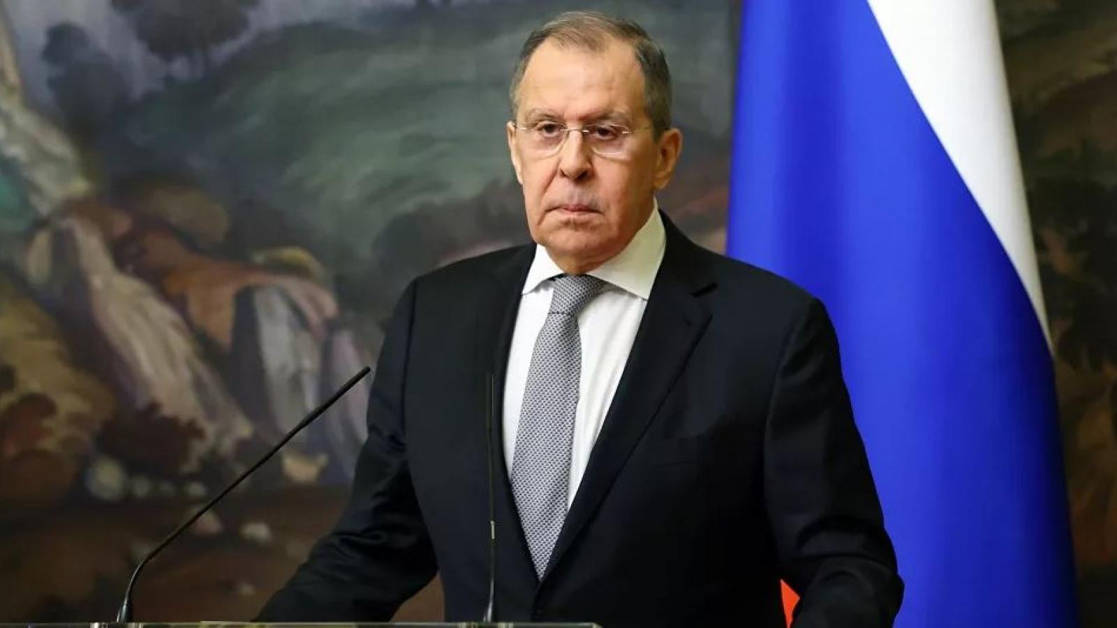 Nga chỉ trích ý định đảo ngược thỏa thuận Minsk