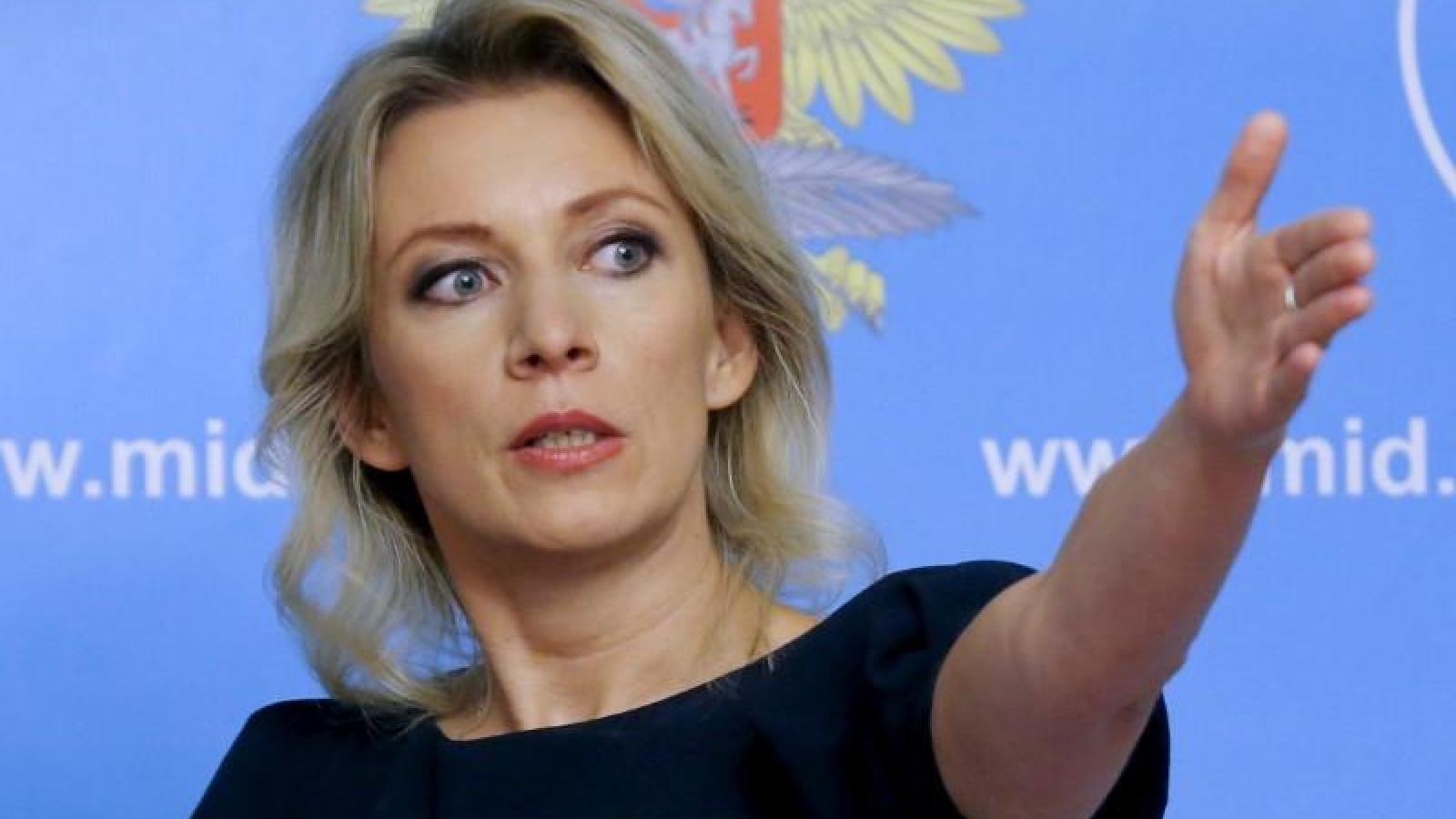 Nga tuyên bố sẽ đáp trả các lệnh trừng phạt của Australia