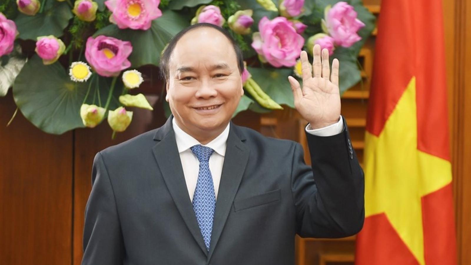 """Thủ tướng Nguyễn Xuân Phúc đã góp phần đưa """"con tàu Việt Nam"""" vượt qua hải trình bão tố"""