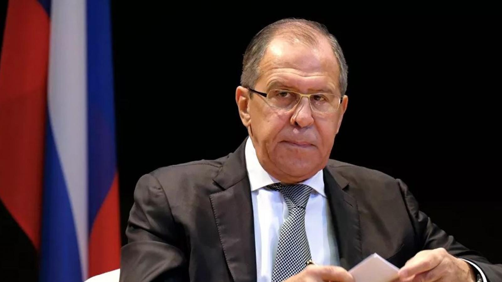 """Nga chỉ trích lệnh trừng phạt """"không thể chấp nhận"""" của EU nhằm vào Iran"""