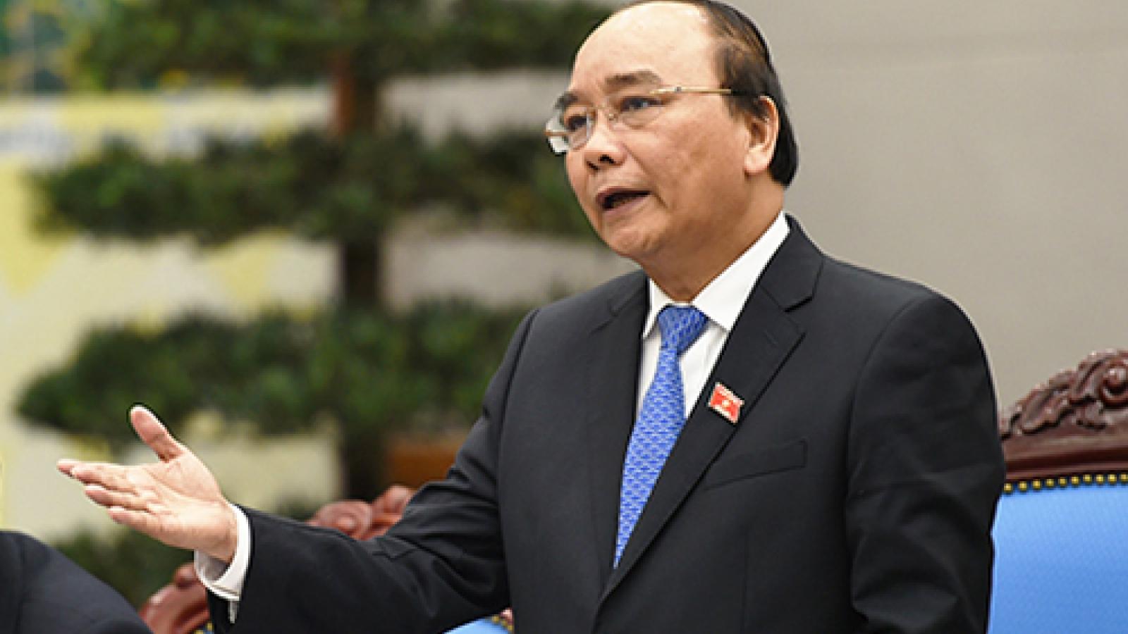 Ông Nguyễn Xuân Phúc thực hiện nhiệm vụ Thủ tướng đến khi có người kế nhiệm