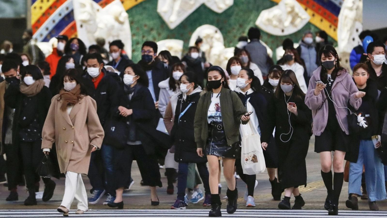 Biến thể SARS-CoV-2 lan nhanh ở Nhật Bản, số ca Covid-19 tăng vọt ở Thái Lan và Ấn Độ