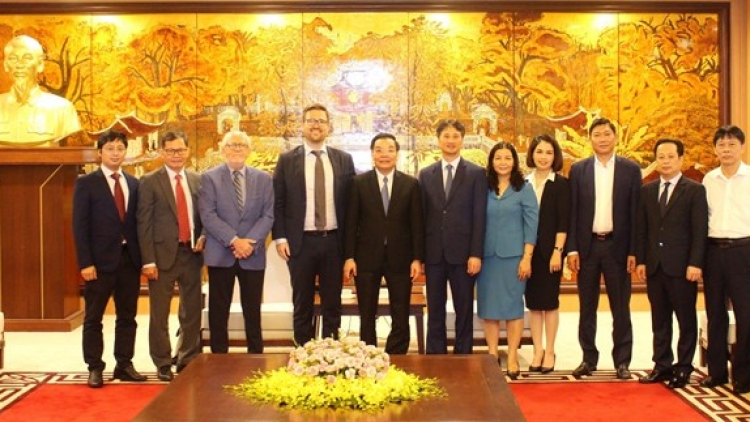 Hanoi keen to ramp up co-operation with Nordic capitals