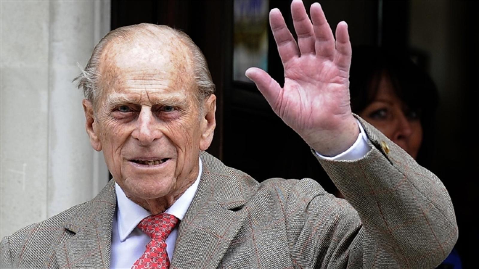 Tang lễ khác lạ của Hoàng thân Philip