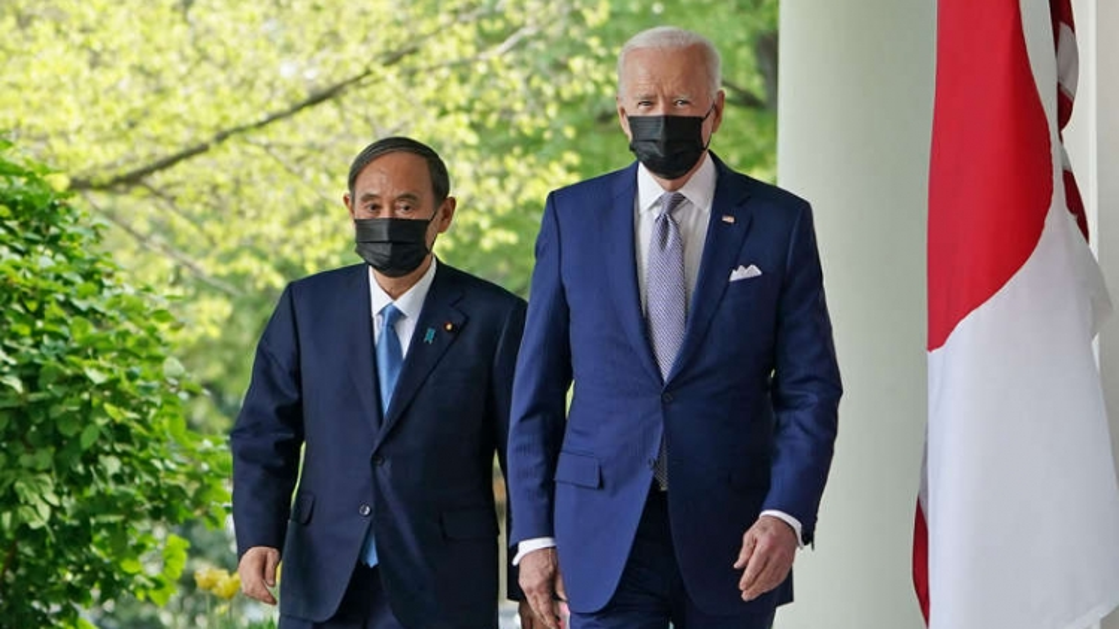 Đồng minh chính của Tổng thống Mỹ Biden trong cuộc đối đầu với Trung Quốc