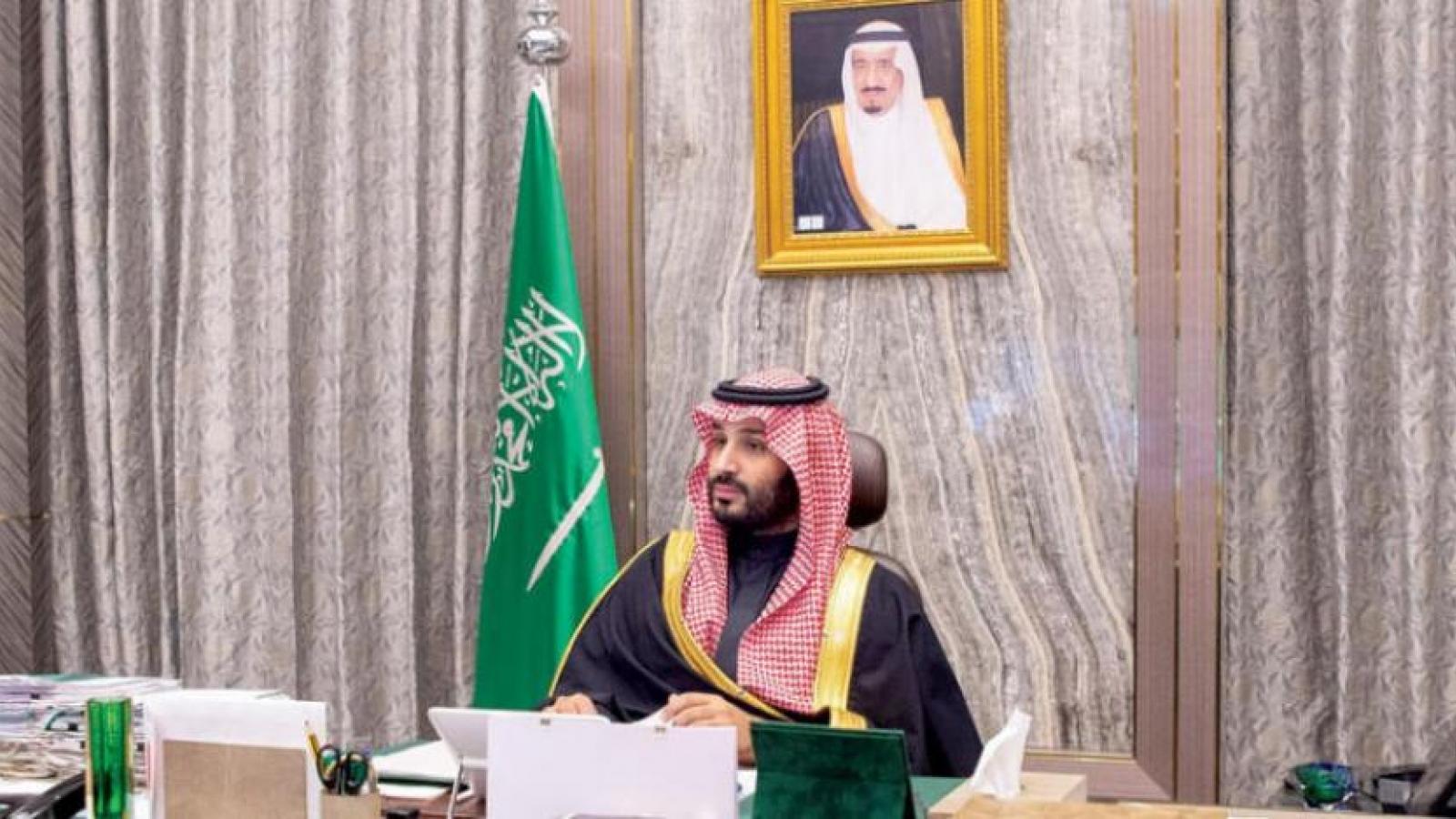 Saudi Arabia giới thiệu những dự án chống biến đổi khí hậu đầy tham vọng