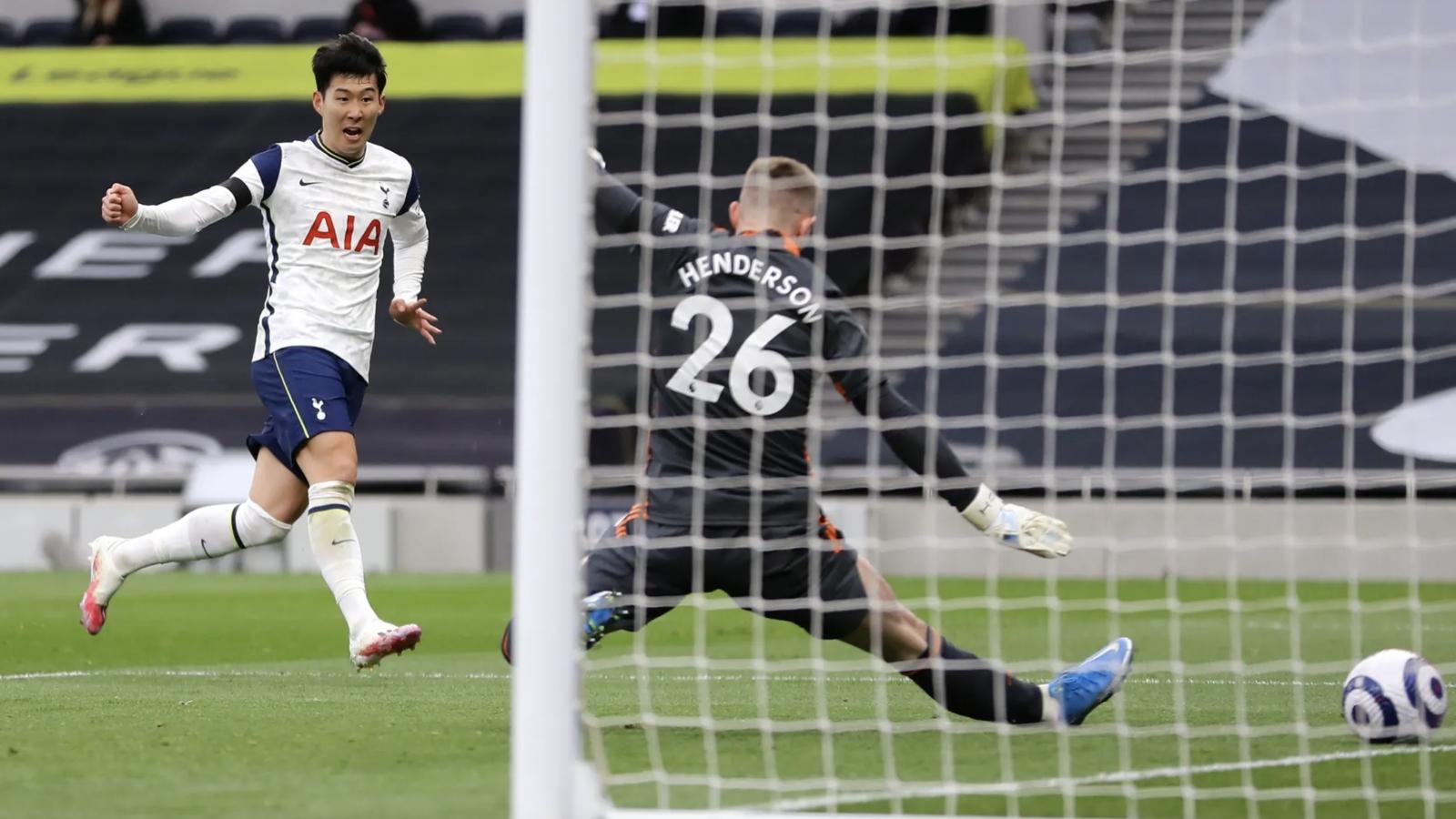 TRỰC TIẾP Tottenham 1 - 0 MU: Son Heung-min mở tỷ số