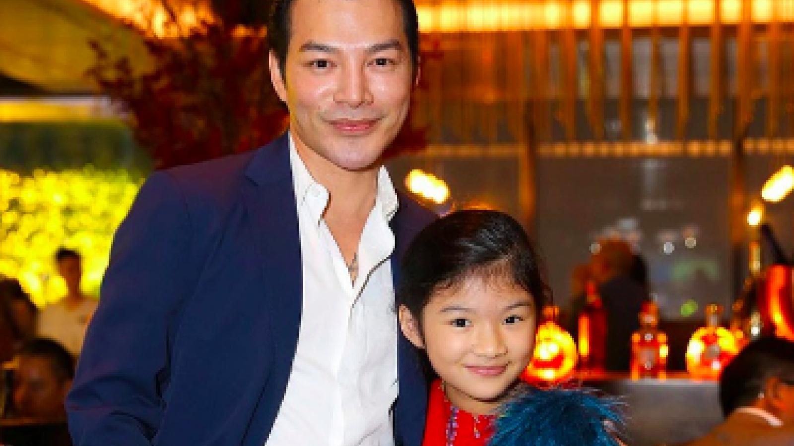 Trần Bảo Sơn lên tiếng về tin có con gái sau khi ly hôn