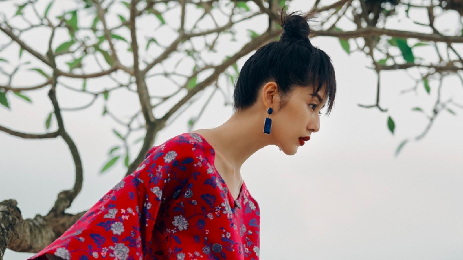 """Những thiết kế tinh tế, dịu dàng của Thuỷ Nguyễn - """"Người đàn bà của gấm"""""""
