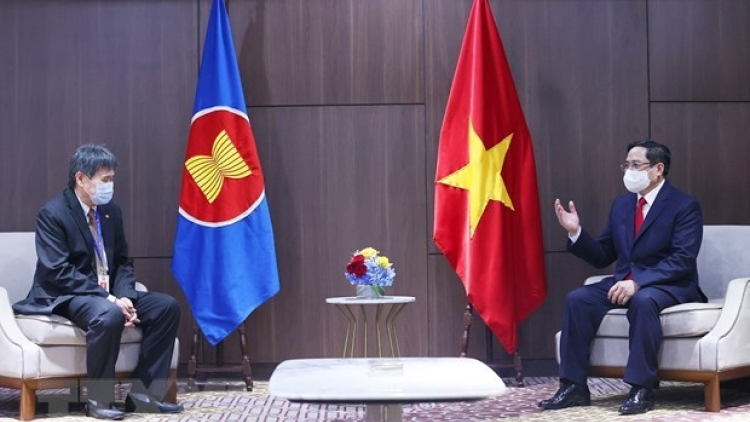 PM receives ASEAN Secretary General