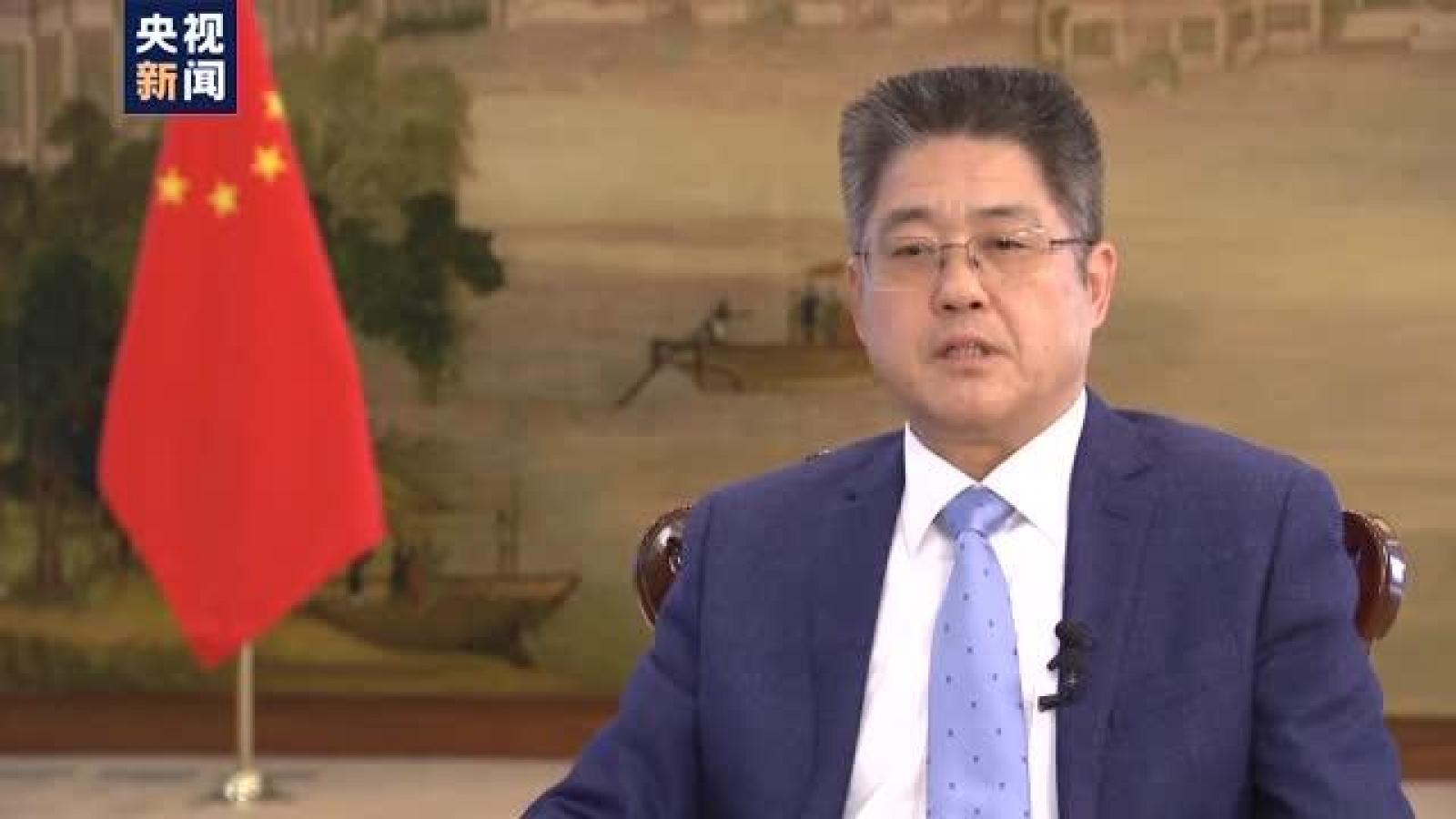 """Trung Quốc khẳng định """"là đồng đội chống dịch và đối tác phát triển của Mỹ"""""""