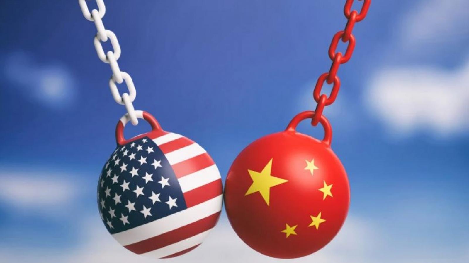 """Quốc hội Mỹ đề xuất """"kế sách"""" đối phó với Trung Quốc"""